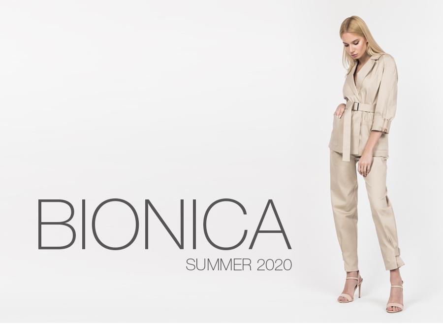 BIONICA – SUMMER 2020