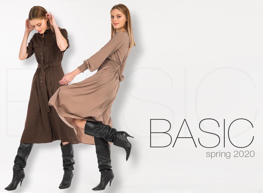 Basic – spring 2020